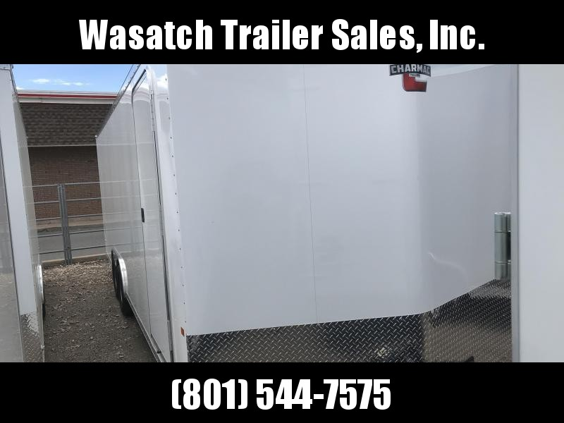 2018 Charmac Trailers 100x24 Stealth Car Hauler