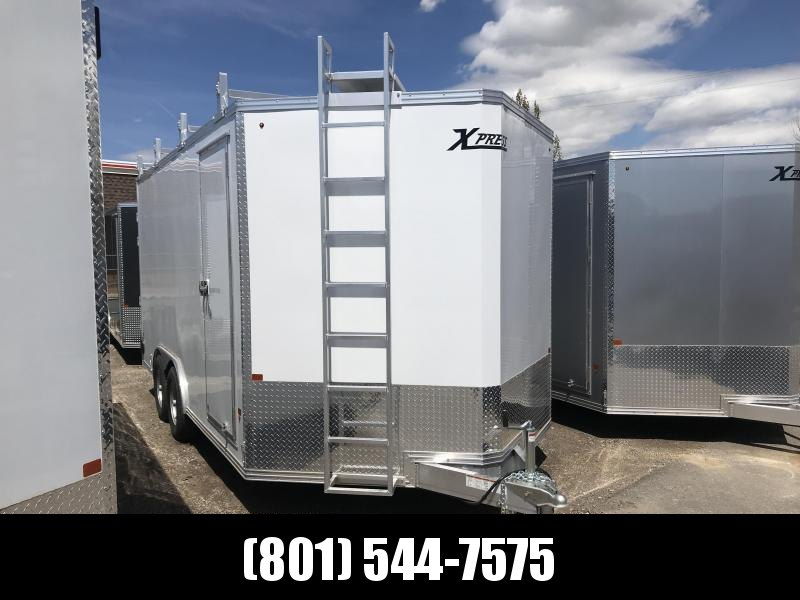 2019 High Country 8x16 Xpress Enclosed Cargo Trailer