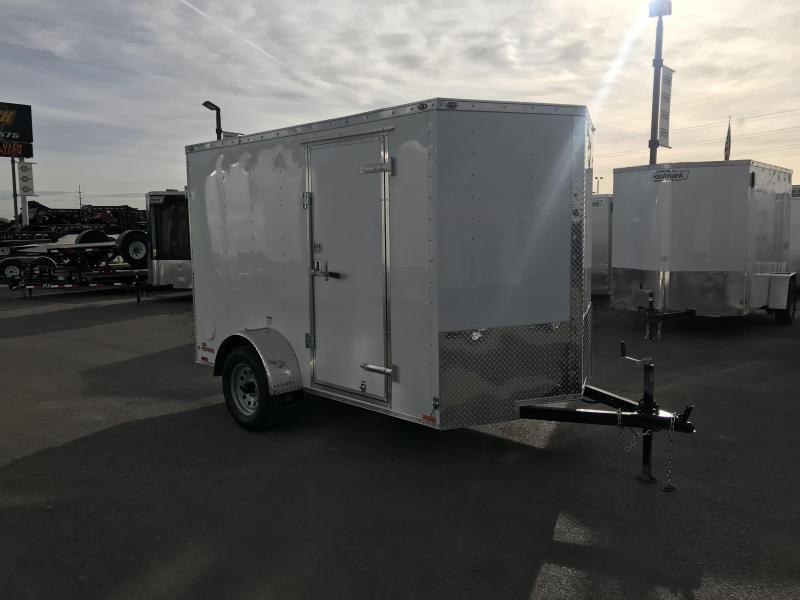 2018 Cargo Mate 6X10 Edge Series Enclosed Cargo Trailer