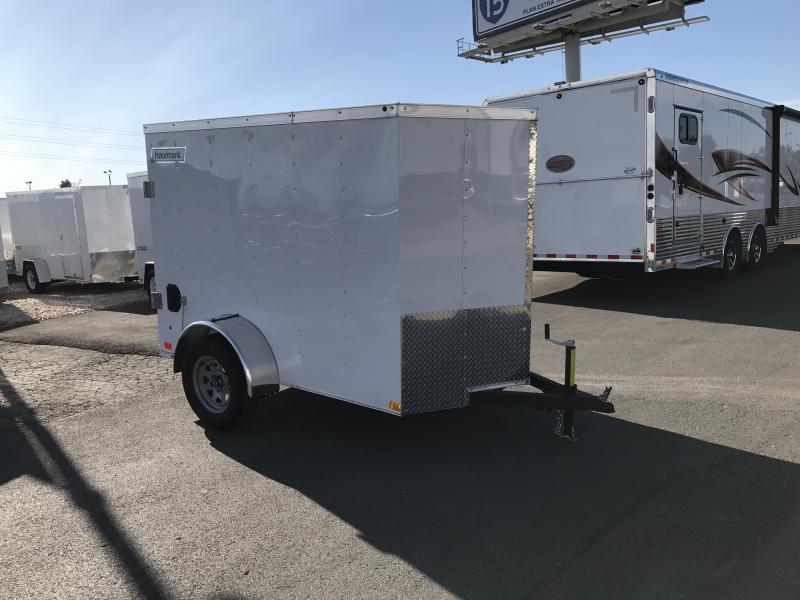 2018 Haulmark 5X8 VG3000 Enclosed Cargo Trailer