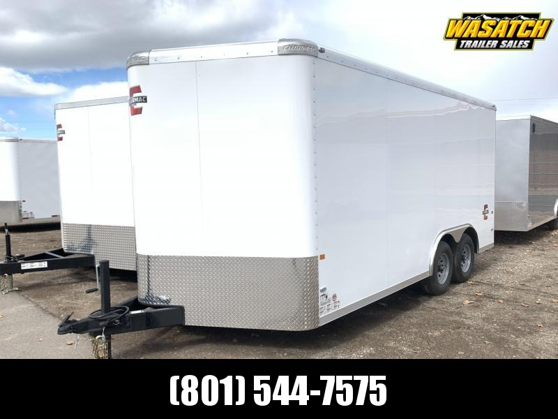 Charmac 8x16 Commercial Duty Cargo