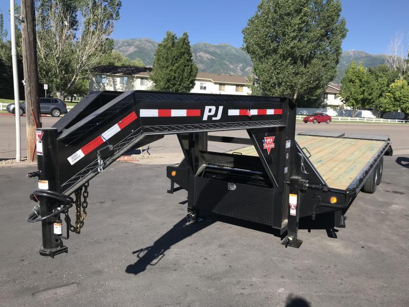 2019 PJ Trailers (FD) 25 Equipment Trailer