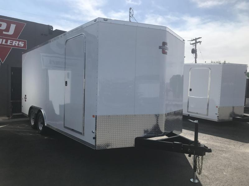 2019 Charmac Trailers 18ft Stealth Enclosed Cargo Trailer