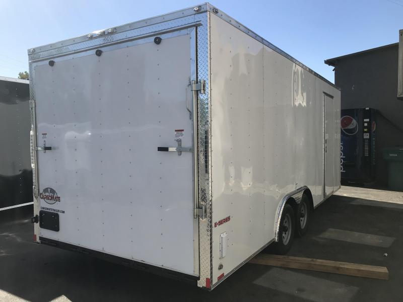 2019 Cargo Mate 8x20 E-Series Carhauler