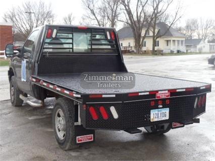 2015 Zimmerman 97x144 Steel Truck Bed