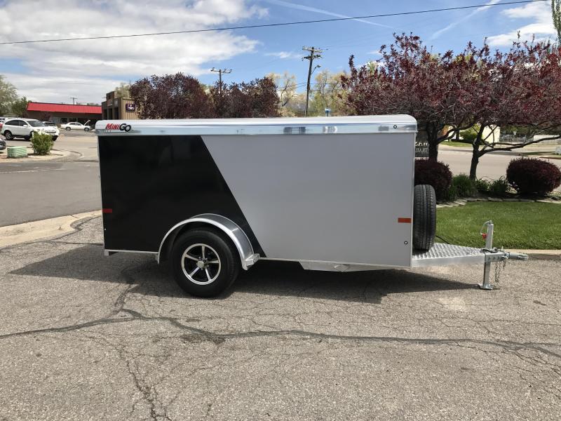 2017 Sundowner Trailers 5x10 Enclosed Cargo Trailer