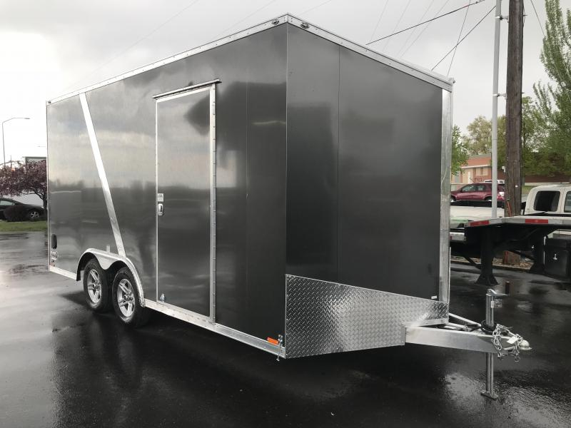 2019 Cargo Mate 8 x 16 Redline Enclosed Cargo Trailer