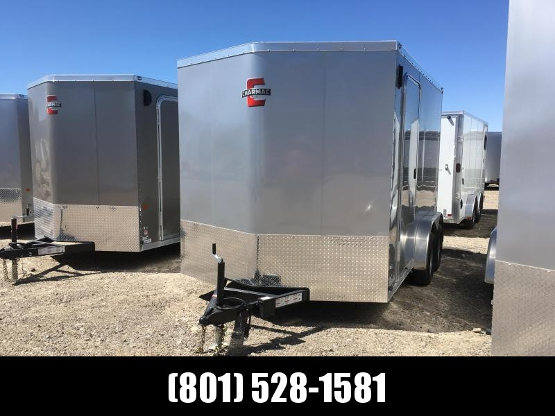 Charmac Trailers 7.5x12 Stealth Cargo Trailer with Ramp