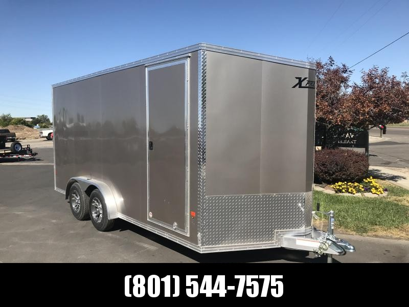 2019 High Country 7.5x16ft Xpress Enclosed Cargo Trailer