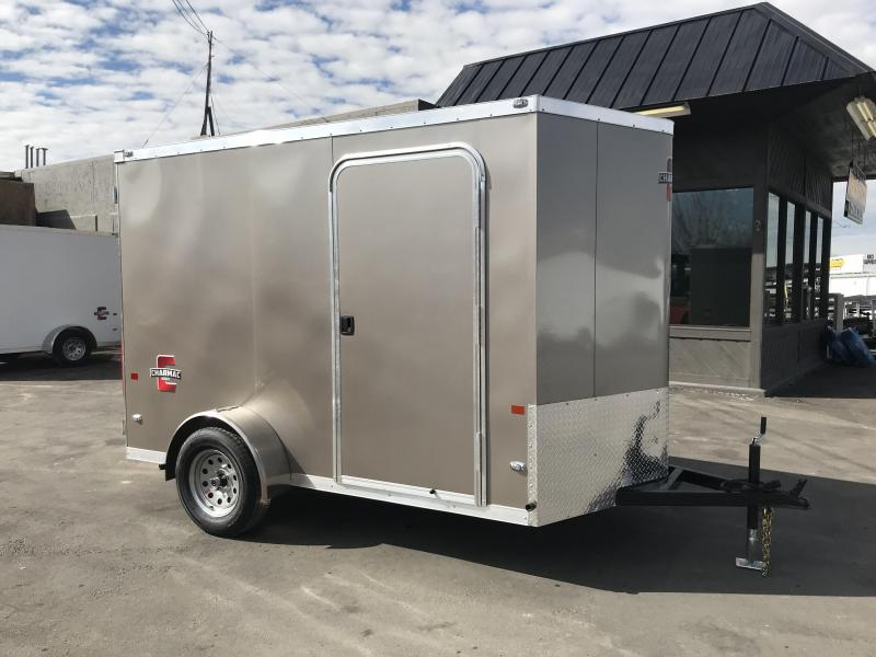2018 Charmac 6X10 Stealth Enclosed Cargo Trailer