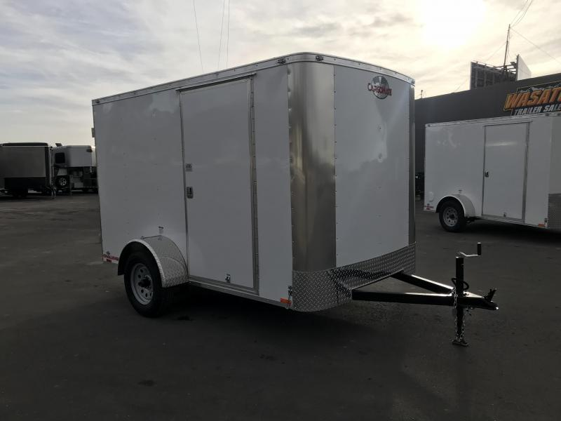 2018 Cargo Mate 6X10 Challenger Enclosed Cargo Trailer