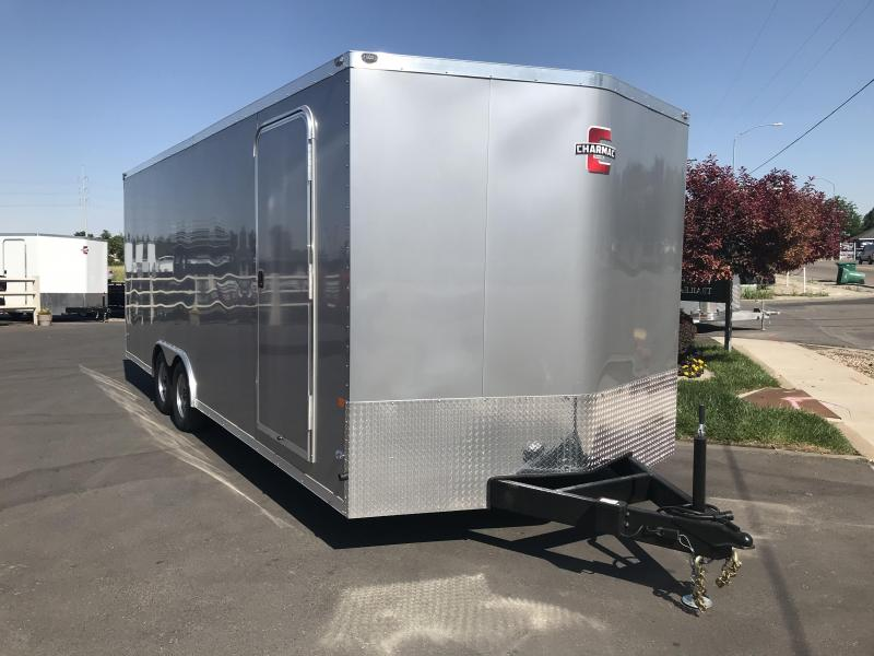 2018 Charmac Trailers 100x22 Stealth Enclosed Cargo Trailer