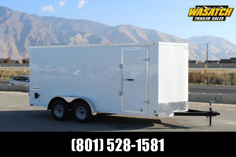 Haulmark 7x16 Passport Enclosed Steel Cargo Trailer