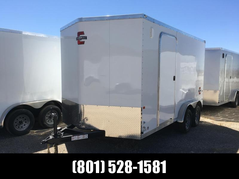 Charmac Trailers 7.5x14 Stealth Cargo Trailer with Ramp