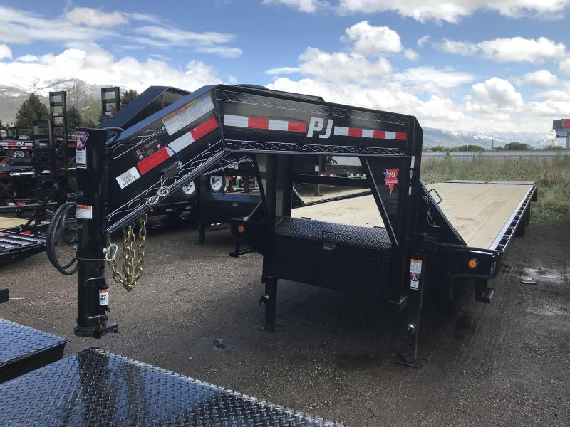 2019 PJ Trailers 40 Classic Flatbed Trailer