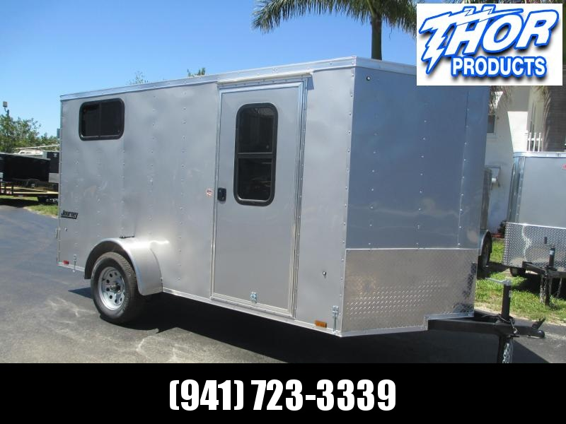 NEW 6X12 Pace Trailer - Camper Toy Hauler Endless possibilities!!