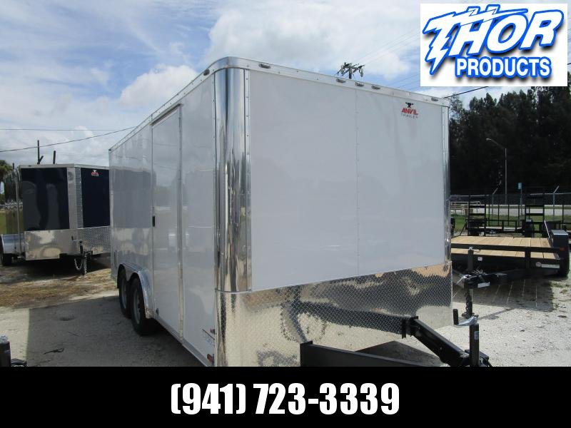 2019 Anvil AT8X16TA2 Enclosed Cargo Trailer