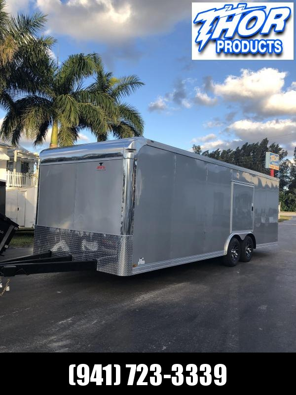 8.5 X 24 10K Car / Racing Trailer W/tons of Options!!
