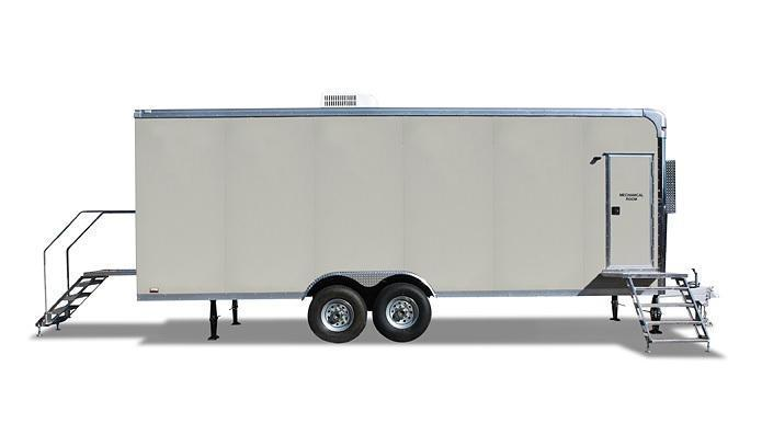 LuxLav VIII Shower / Restroom Trailer