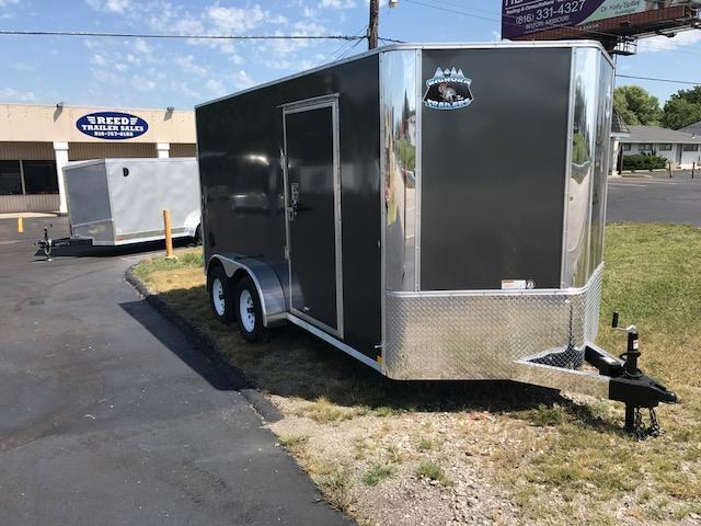 2018 Contractor Edition Enclosed Cargo Trailer