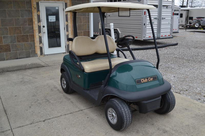 2015 Club Car Precedent (Gas) Golf Cart