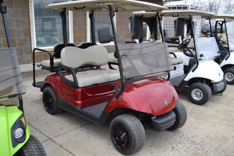 (Custom) 2014 Yamaha Drive 48v Golf Cart