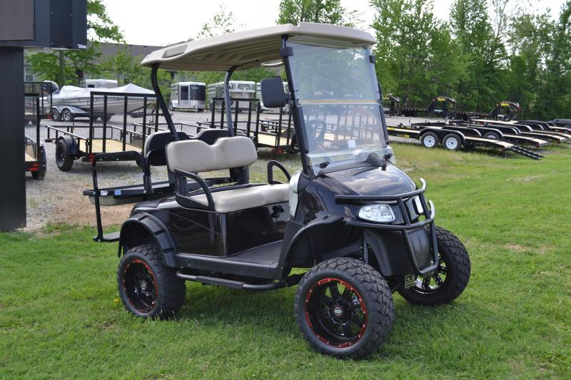 (Custom) 2010 *LIFTED* E-Z-GO RX-V (Gas) Golf Cart