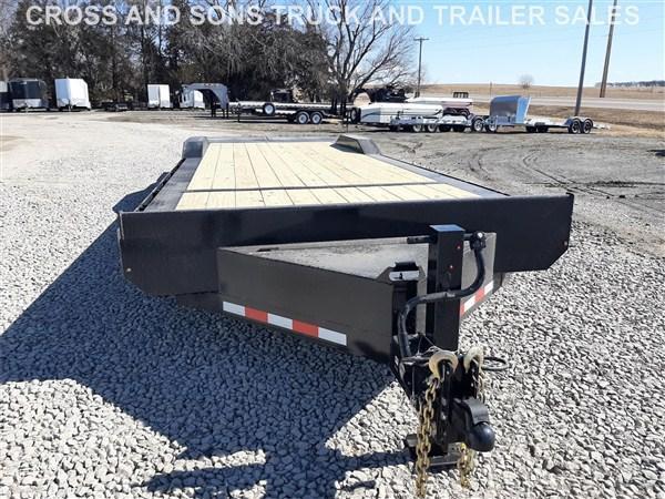 2020 Midsota STWB-26 Equipment Trailer
