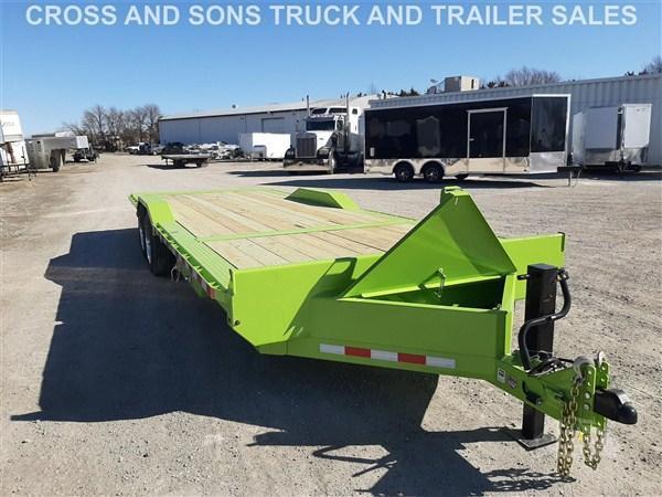 2020 Midsota TBWB-24 Equipment Trailer