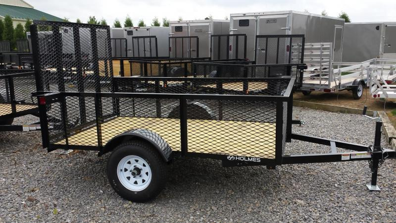 2014 Clearance! Save $52 - Holmes 5x8 utility trailer