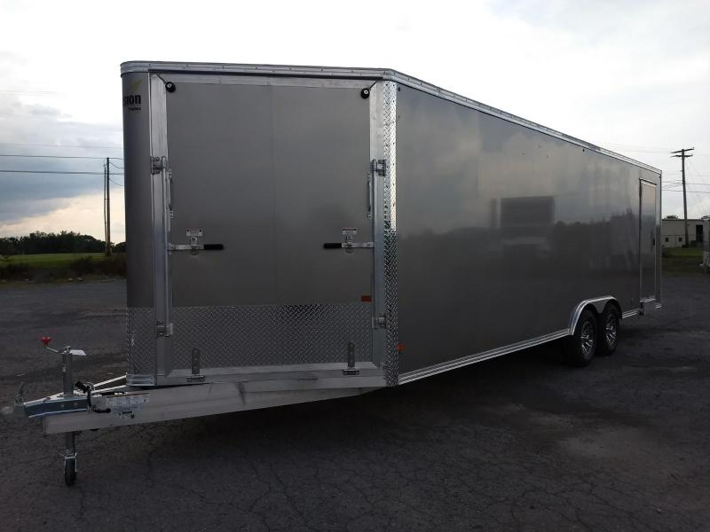 2019 Mission MCH 8.5x24 10K Snowmobile Trailer