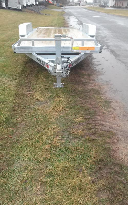 2018 Load Rite 16+4 14K Tilt Deck Equipment Trailer