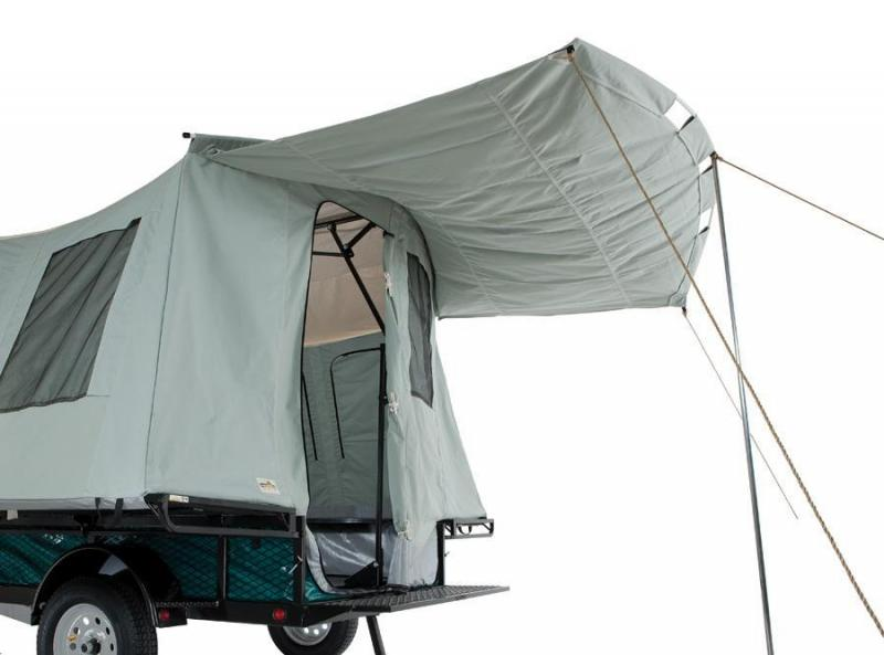 Beautiful 9FT CAMPER TRAILER TENT REAR FOLDINGOZ Designfast Fold Out Soft