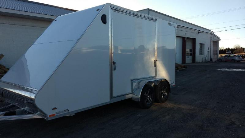 2019 Legend Manufacturing 7x17 UTV Enclosed Cargo Trailer