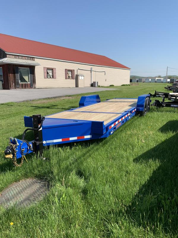 2019 Midsota 7x18+6 15.4K tilt deck Equipment Trailer
