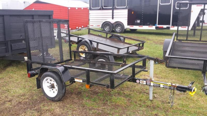 2006 Carry-On 4x6 Utility Trailer