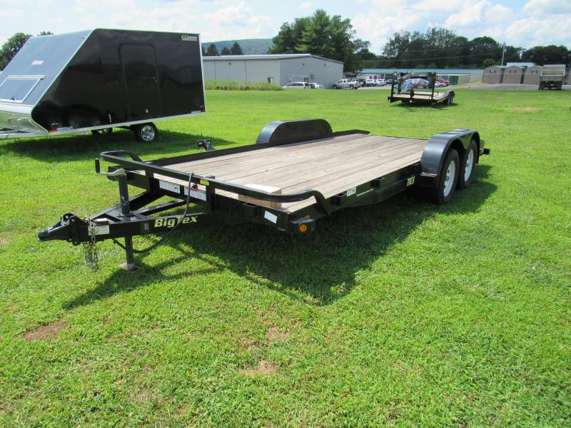 2017 Big Tex Trailers 7k Car Hauler Car / Racing Trailer