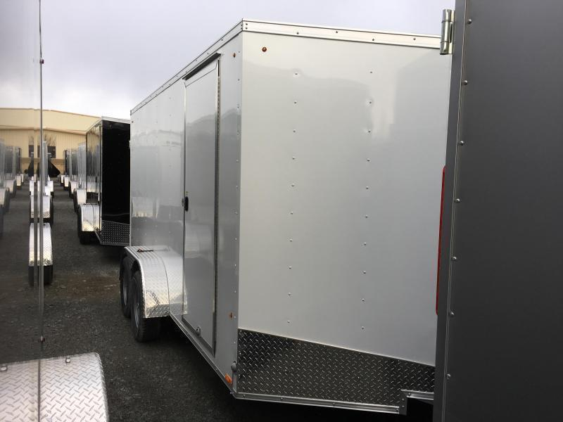 2018 Look Trailers 7x14 Tandem ST Cargo DLX Enclosed Cargo Trailer