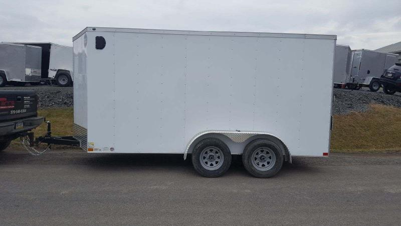 2018 Wells Cargo 300 Series 7x14 Enclosed Cargo Trailer