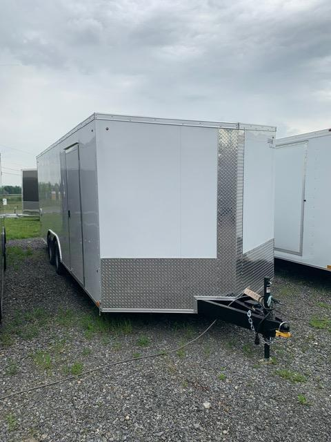 2020 Look Trailers 8.5x20 10K Car / Racing Trailer