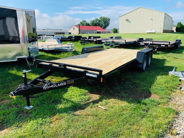 2019 Holmes 6-10x18 7k Car / Racing Trailer