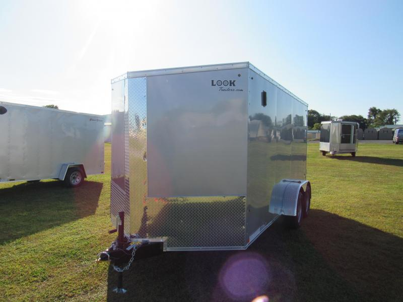 2020 Look Trailers 7x14 Element SE Enclosed Cargo Trailer