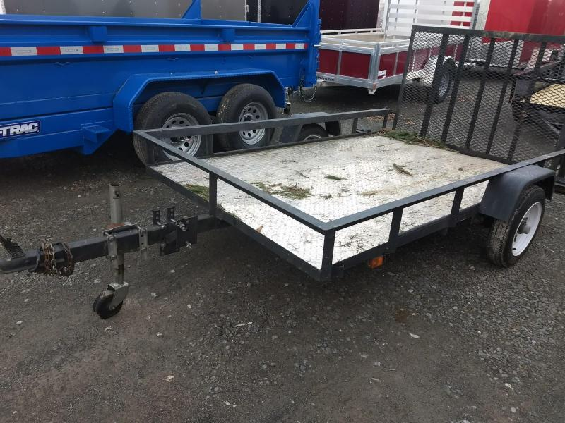 2010 Carry-On 5x8 2k Utility Trailer