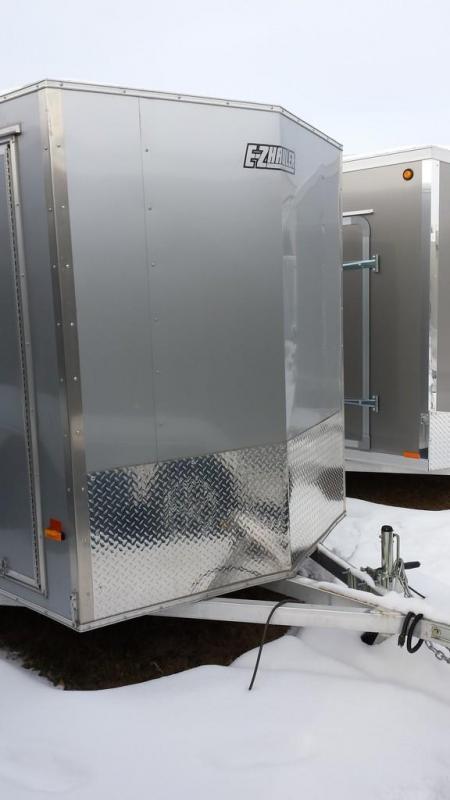 2014 Clearance! Save $200 - Mission 6x12 EZ Hauler DL Cargo / Enclosed Trailer