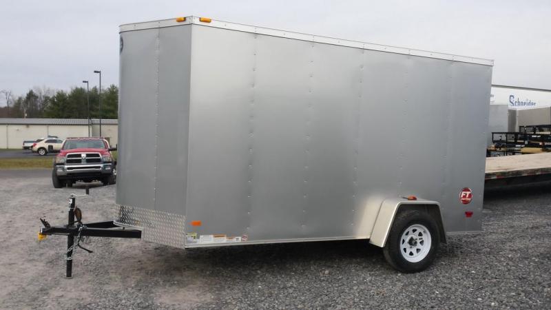 2015 Wells Cargo Fast Trac 6x12 Cargo / Enclosed Trailer