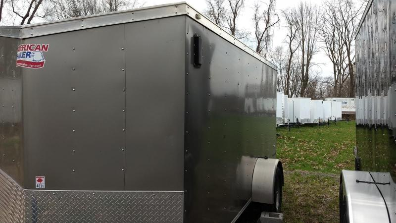 2015 American Hauler Industries 6x12 Enclosed Cargo Trailer