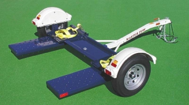 Trailers for sale new and used trailers and vehicle for Motorized trailer dolly rental