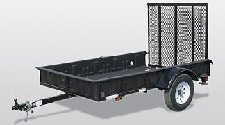 Rugged Liner Drop-In Trailer Liner