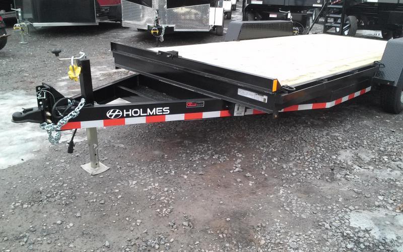 2018 Holmes 6-10x20 12K Equipment Trailer