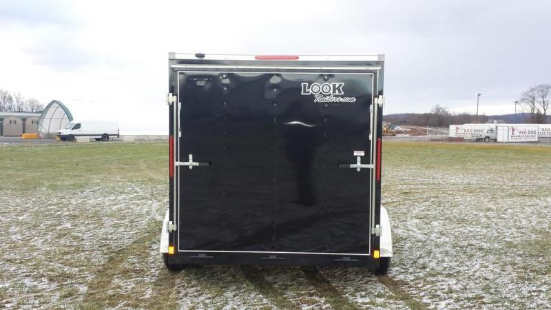 2018 Look Trailers 7x14 ST-DLX Enclosed Cargo Trailer